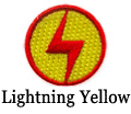 lightning patch yellow
